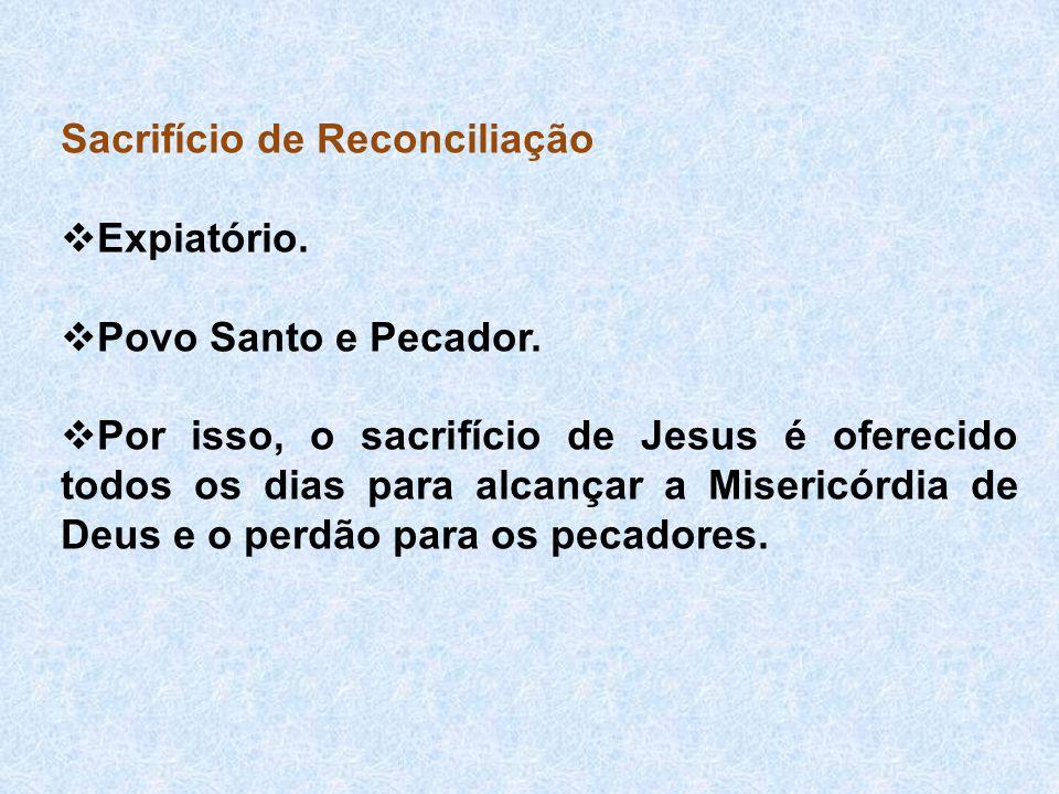 Sacrifício de Reconciliação