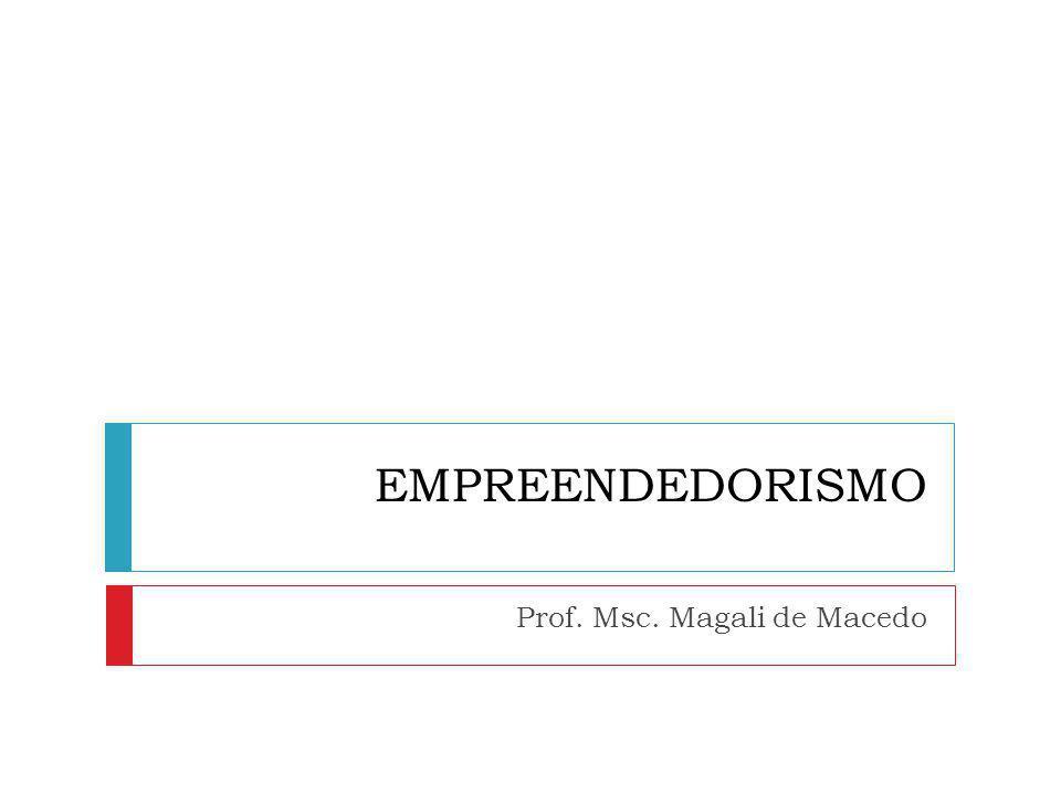 Prof. Msc. Magali de Macedo