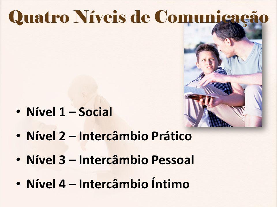 Quatro Níveis de Comunicação