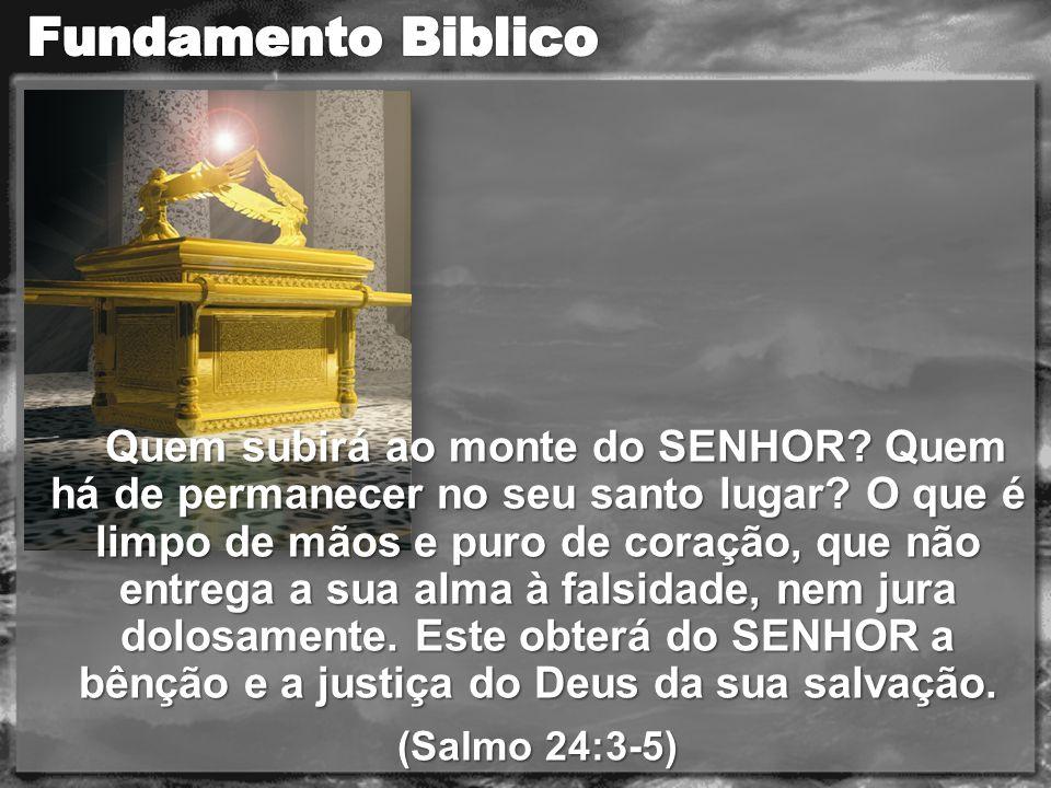 Fundamento Biblico