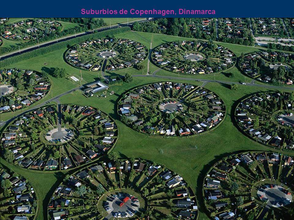 Suburbios de Copenhagen, Dinamarca