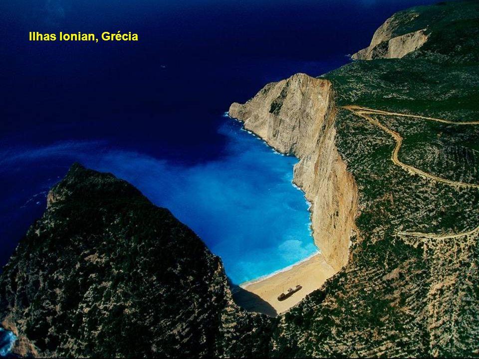 Ilhas Ionian, Grécia
