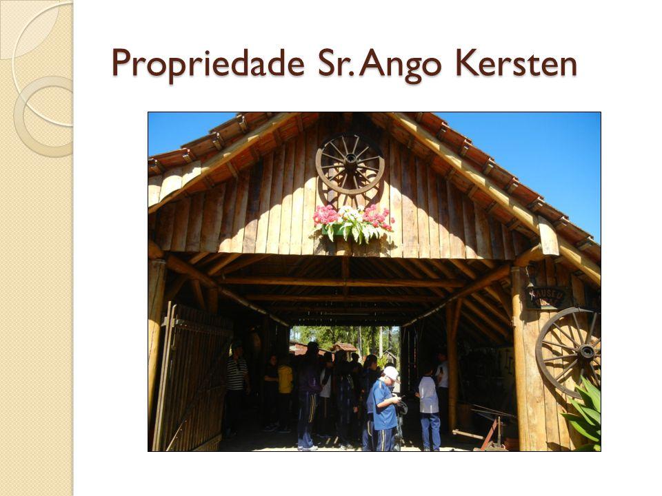 Propriedade Sr. Ango Kersten