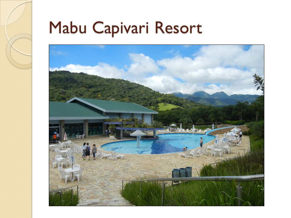 Mabu Capivari Resort