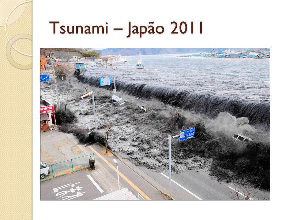 Tsunami – Japão 2011