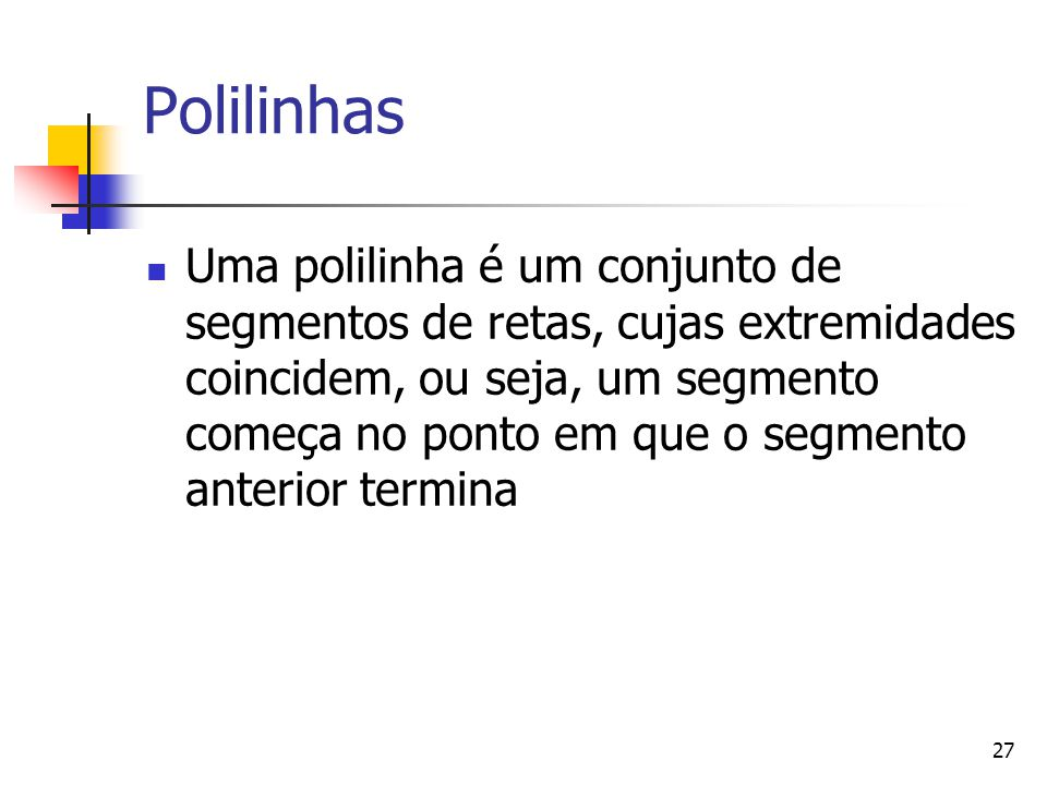 Polilinhas