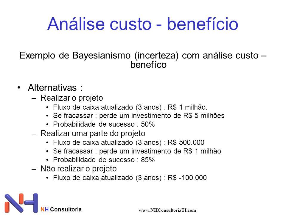 Análise custo - benefício
