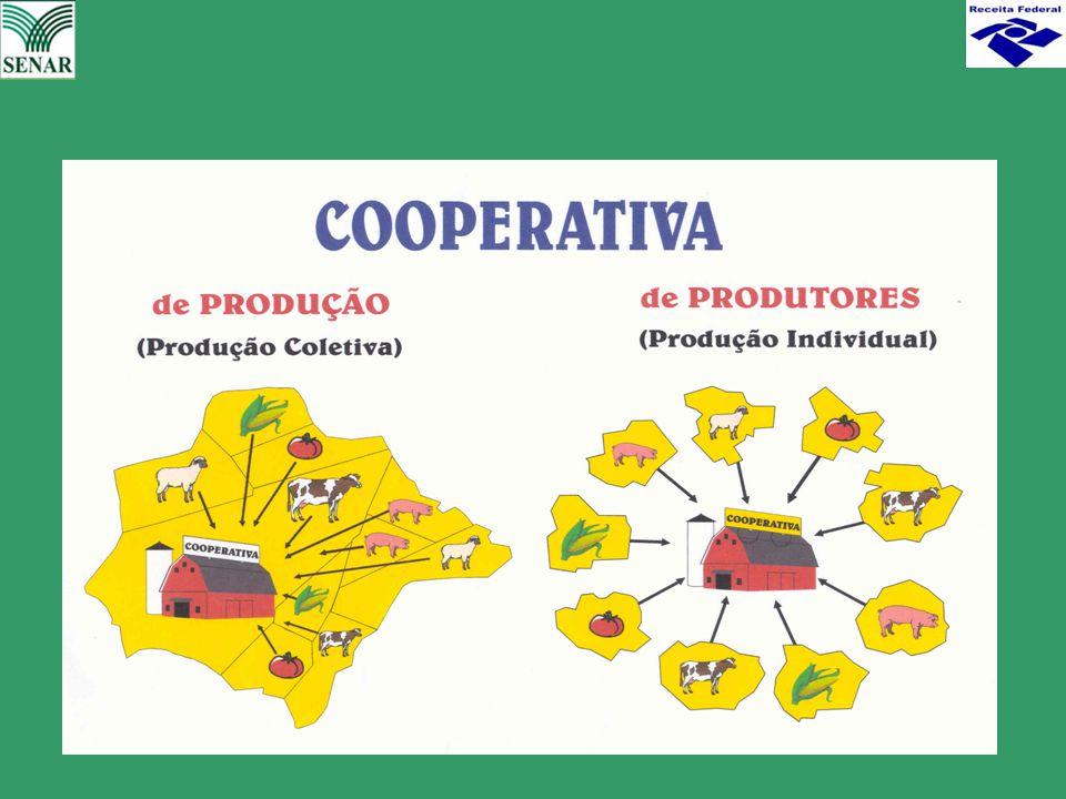 Slide para um melhor entendimento do que seja cooperativa de produção e de produtores .