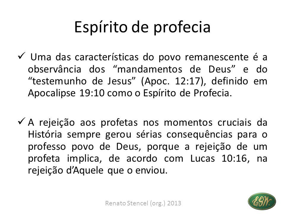 Espírito de profecia