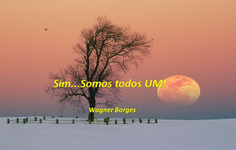 Sim...Somos todos UM! Wagner Borges