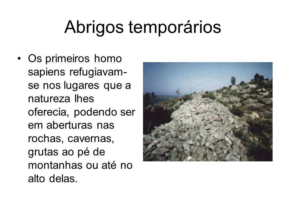 Abrigos temporários