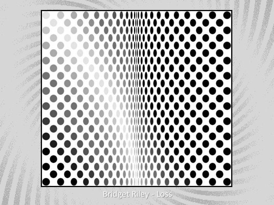 Bridget Riley - Loss