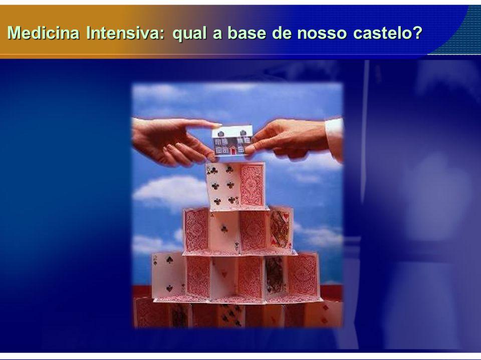 Medicina Intensiva: qual a base de nosso castelo