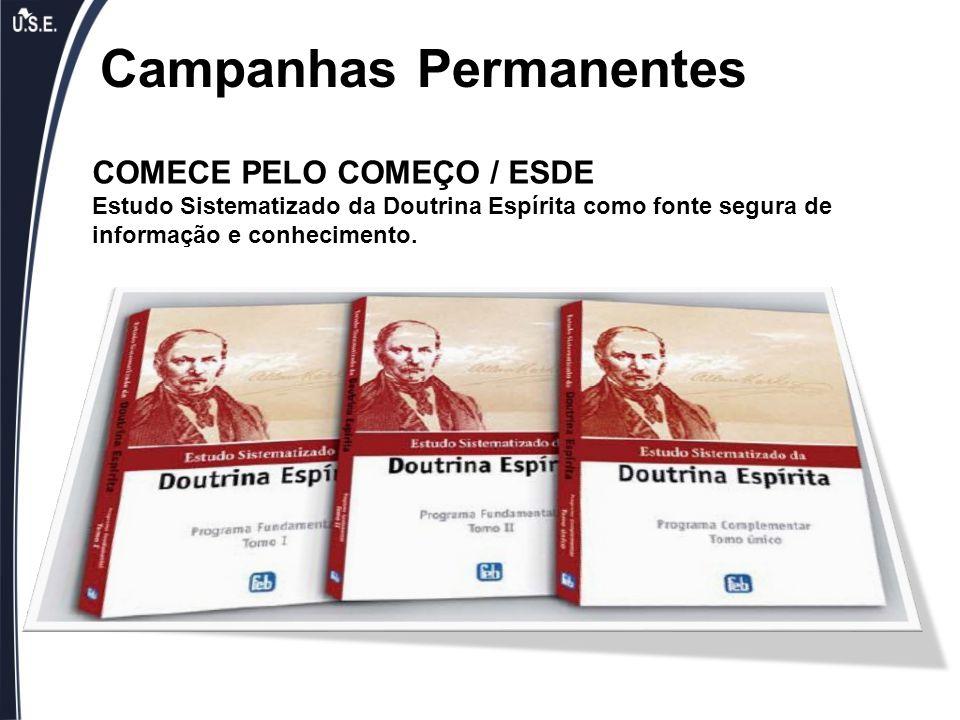 Campanhas Permanentes
