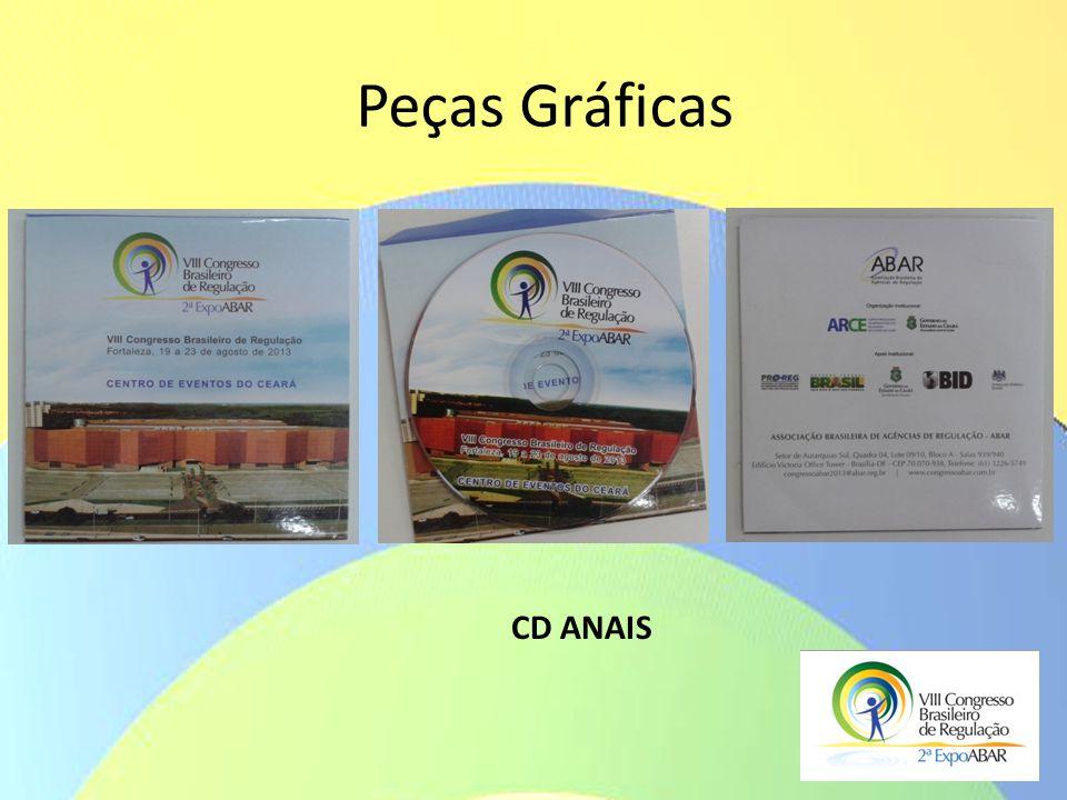 Peças Gráficas CD ANAIS