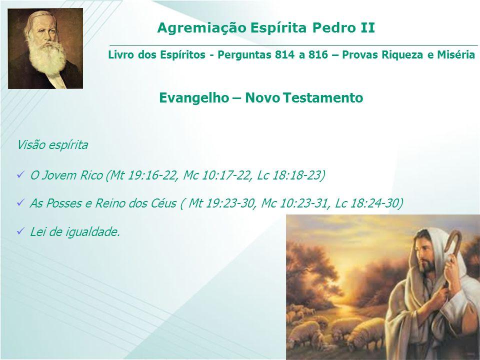Evangelho – Novo Testamento