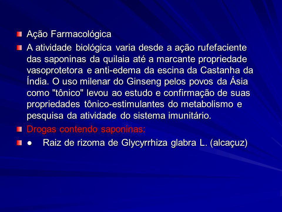Ação Farmacológica