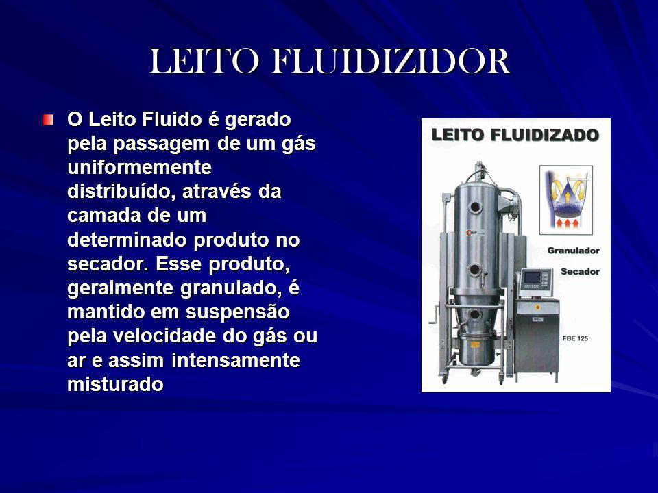 LEITO FLUIDIZIDOR
