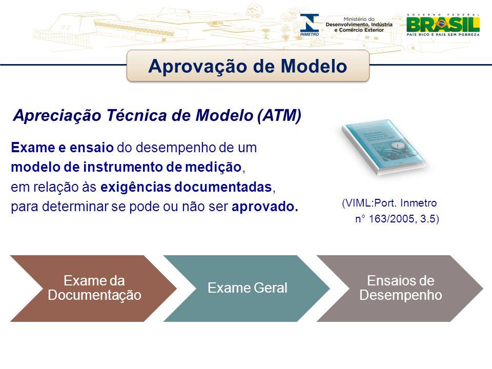 (VIML:Port. Inmetro n° 163/2005, 3.5)