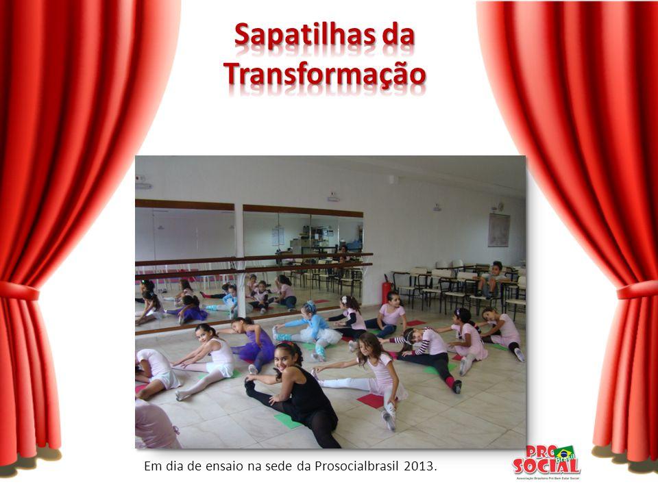 Sapatilhas da Transformação