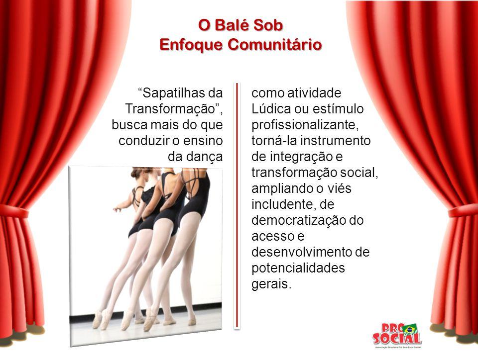 O Balé Sob Enfoque Comunitário