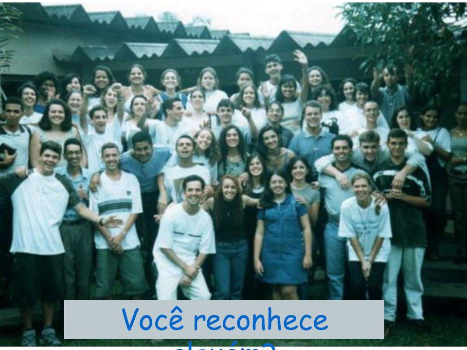 O primeiro retiro dos Jovens da M.I. aconteceu em 1995