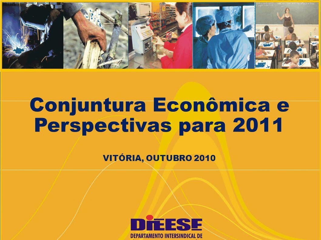 Conjuntura Econômica e Perspectivas para 2011