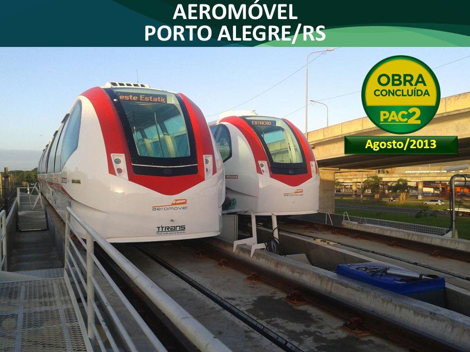 AEROMÓVEL PORTO ALEGRE/RS