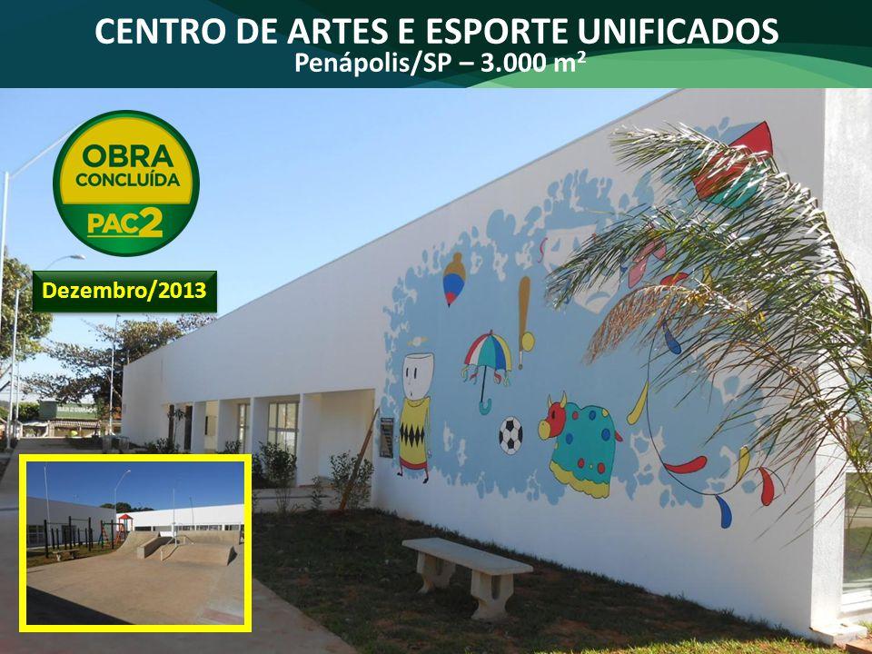 CENTRO DE ARTES E ESPORTE UNIFICADOS