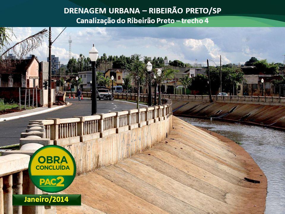 DRENAGEM URBANA – RIBEIRÃO PRETO/SP