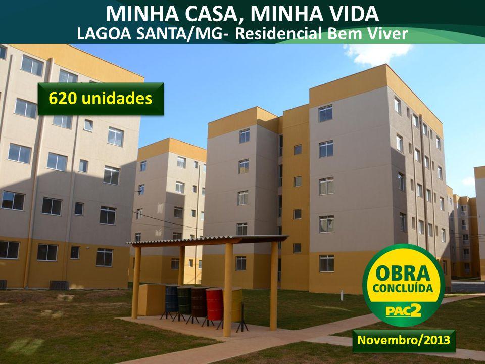 LAGOA SANTA/MG- Residencial Bem Viver