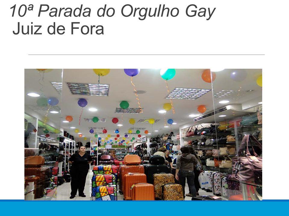 10ª Parada do Orgulho Gay Juiz de Fora