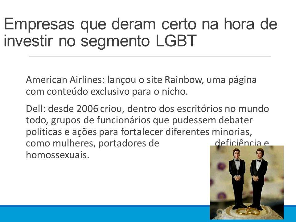 Empresas que deram certo na hora de investir no segmento LGBT