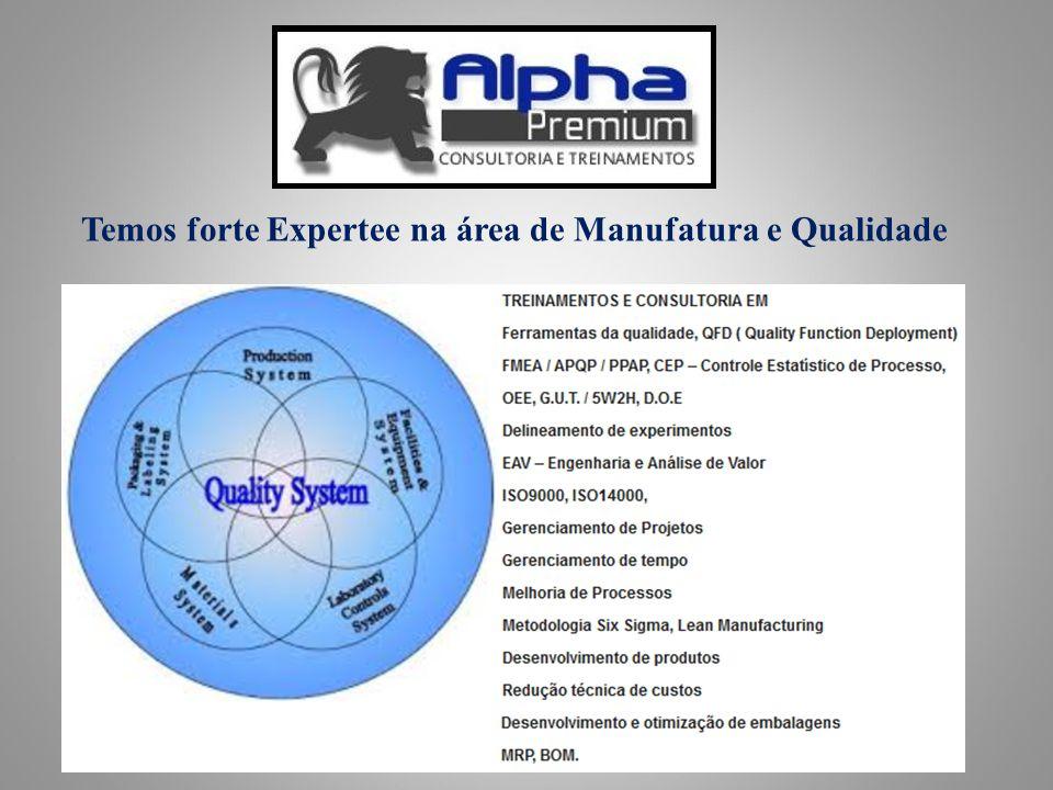 Alpha Premium Consultoria e Treinamentos / Professor Ari