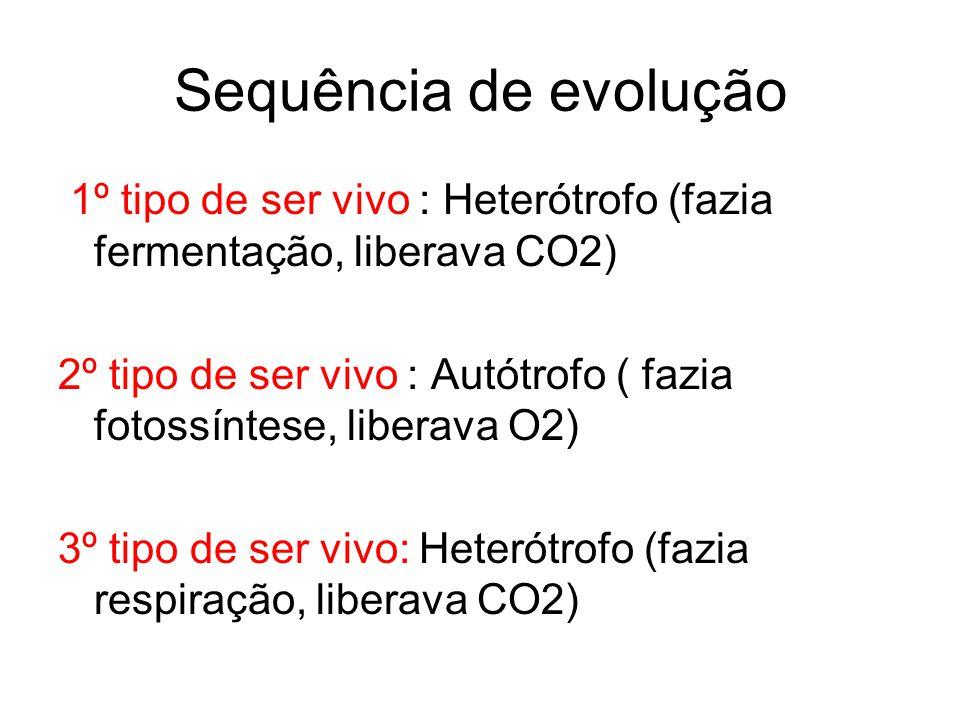 Sequência de evolução