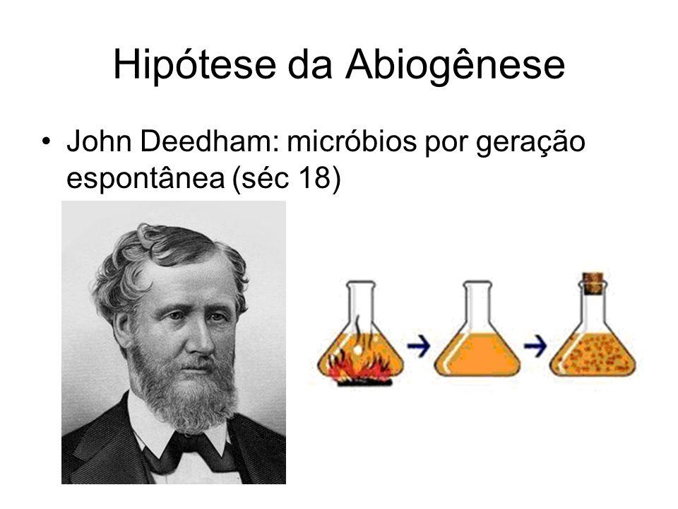 Hipótese da Abiogênese