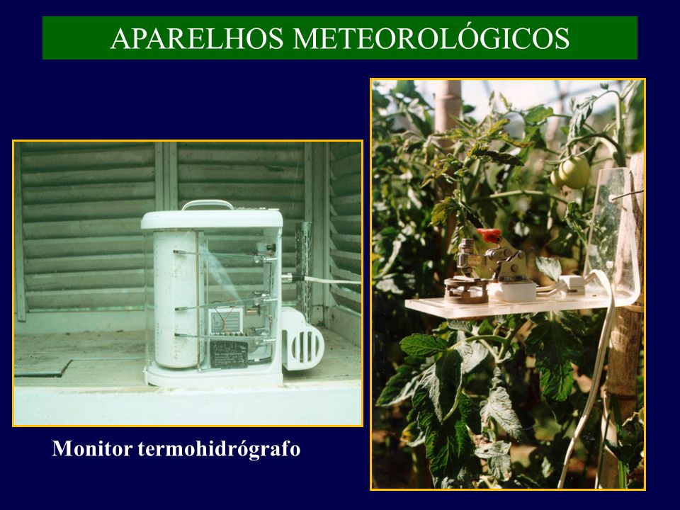 Monitor termohidrógrafo