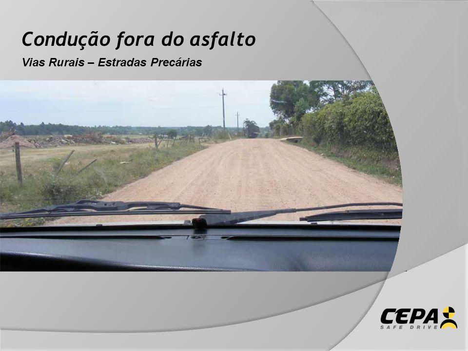 Condução fora do asfalto