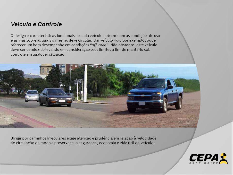 Veículo e Controle