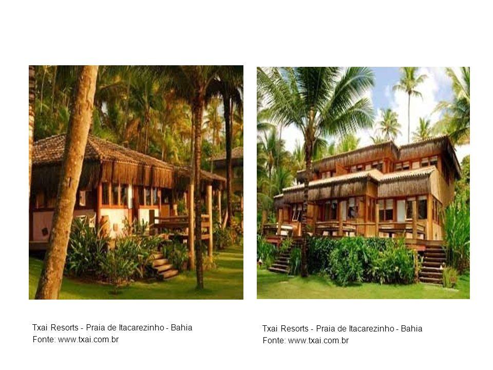 Txai Resorts - Praia de Itacarezinho - Bahia