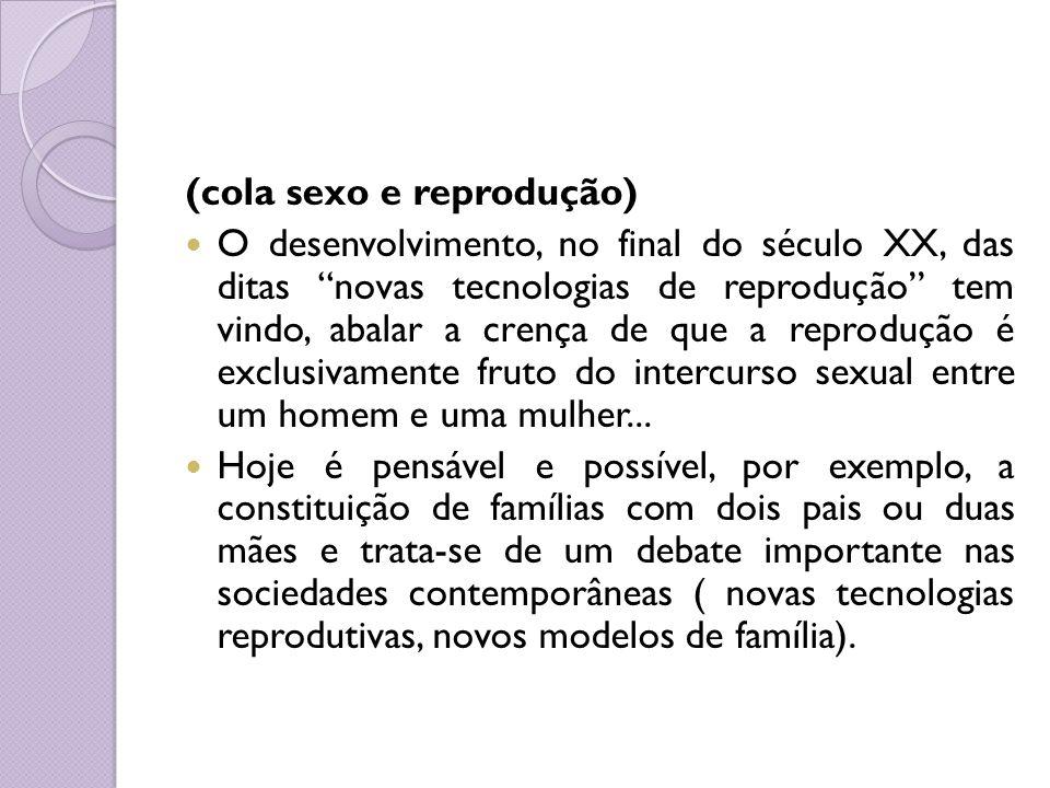 (cola sexo e reprodução)