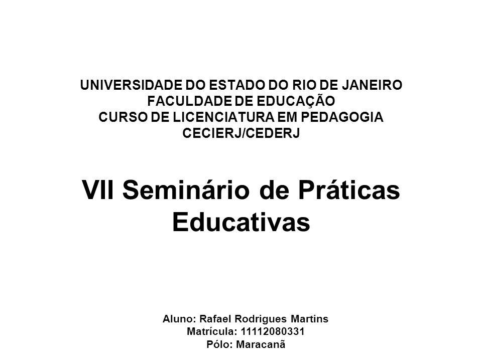 Aluno: Rafael Rodrigues Martins