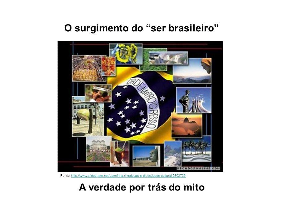O surgimento do ser brasileiro A verdade por trás do mito