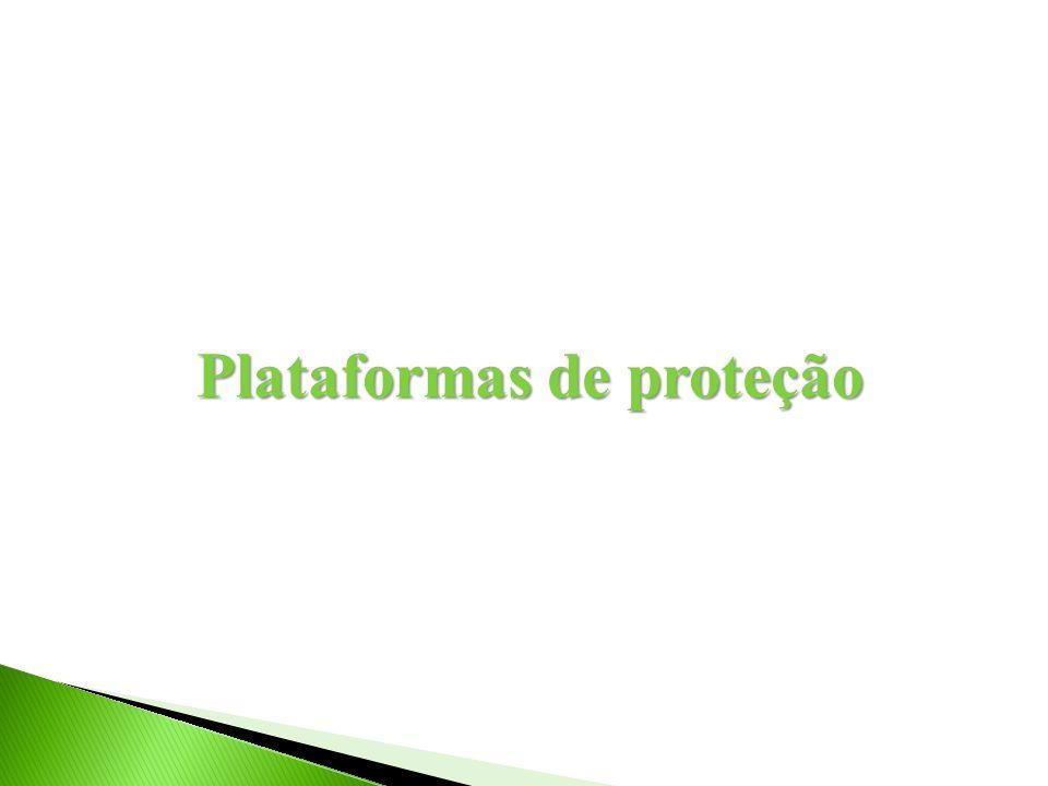 Plataformas de proteção