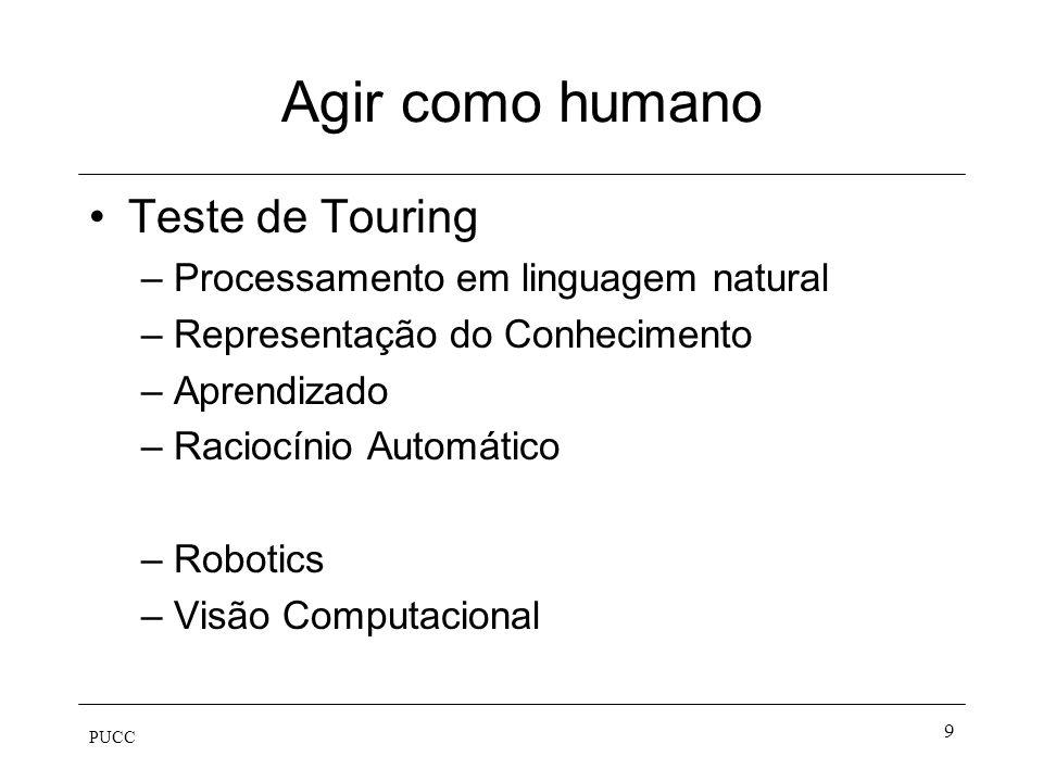 Agir como humano Teste de Touring Processamento em linguagem natural