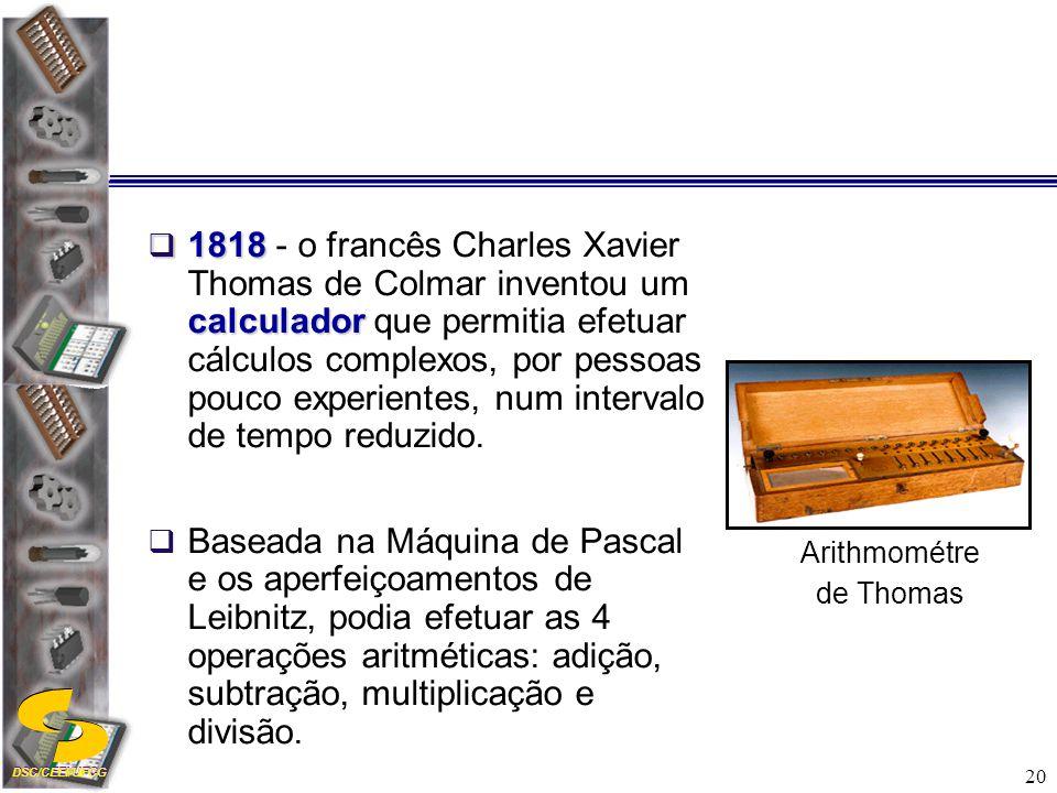 Arithmométre de Thomas