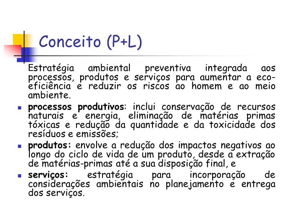 Conceito (P+L)