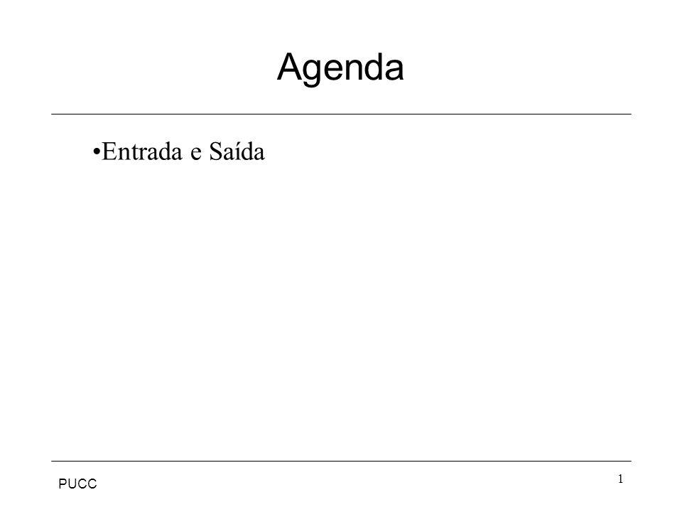 Agenda Entrada e Saída