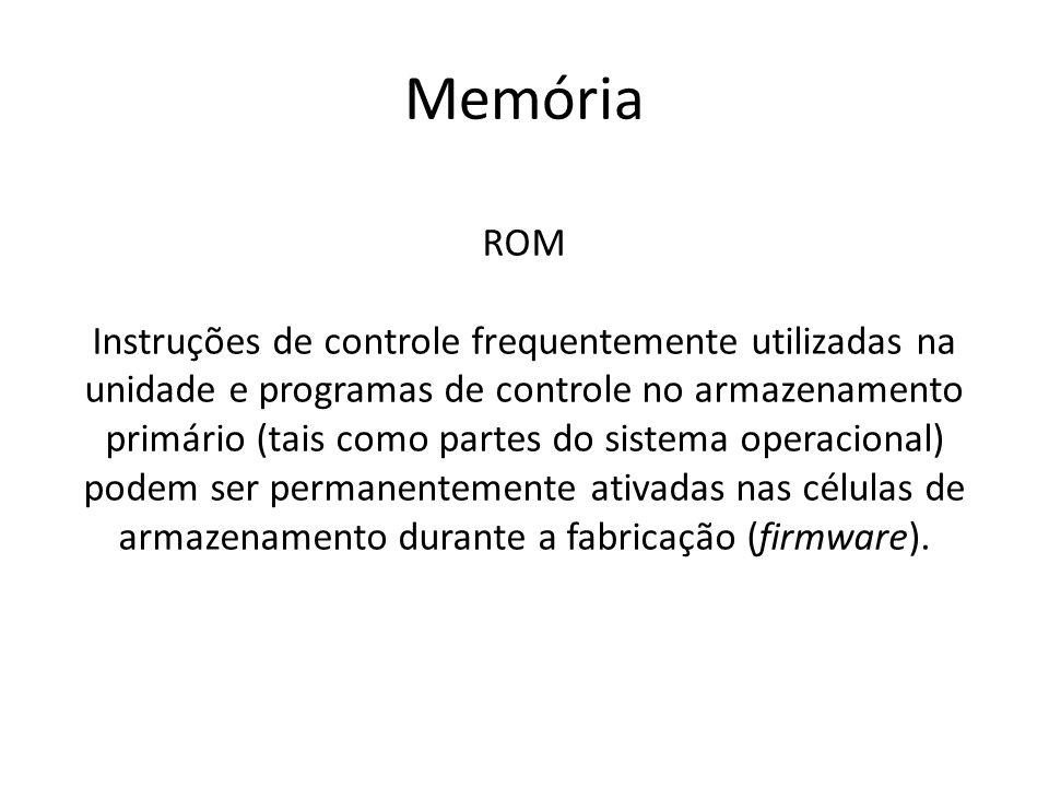 Memória ROM.