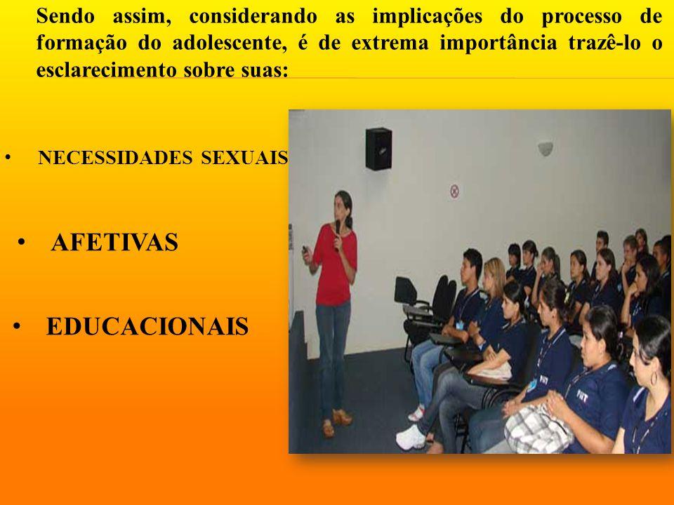 AFETIVAS EDUCACIONAIS